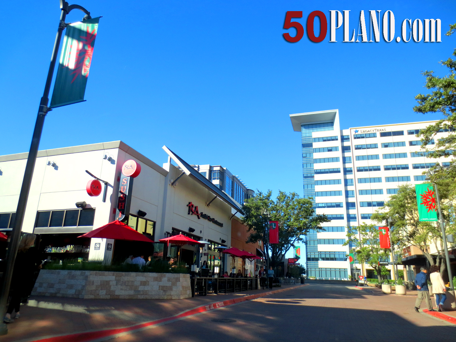 Shops at Legacy Embo s the Affluence and Charity of Plano – 50
