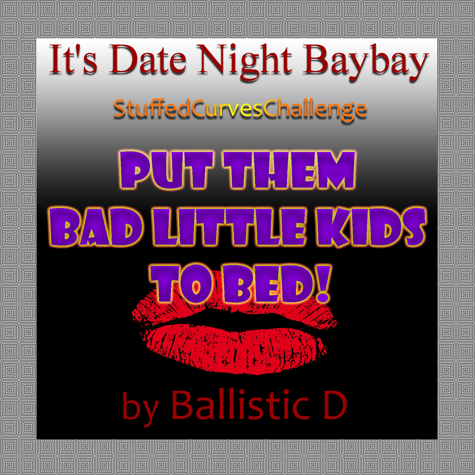 "Announcing 50Plano Studios world exclusive release of ""It's Date Night Baybay"""