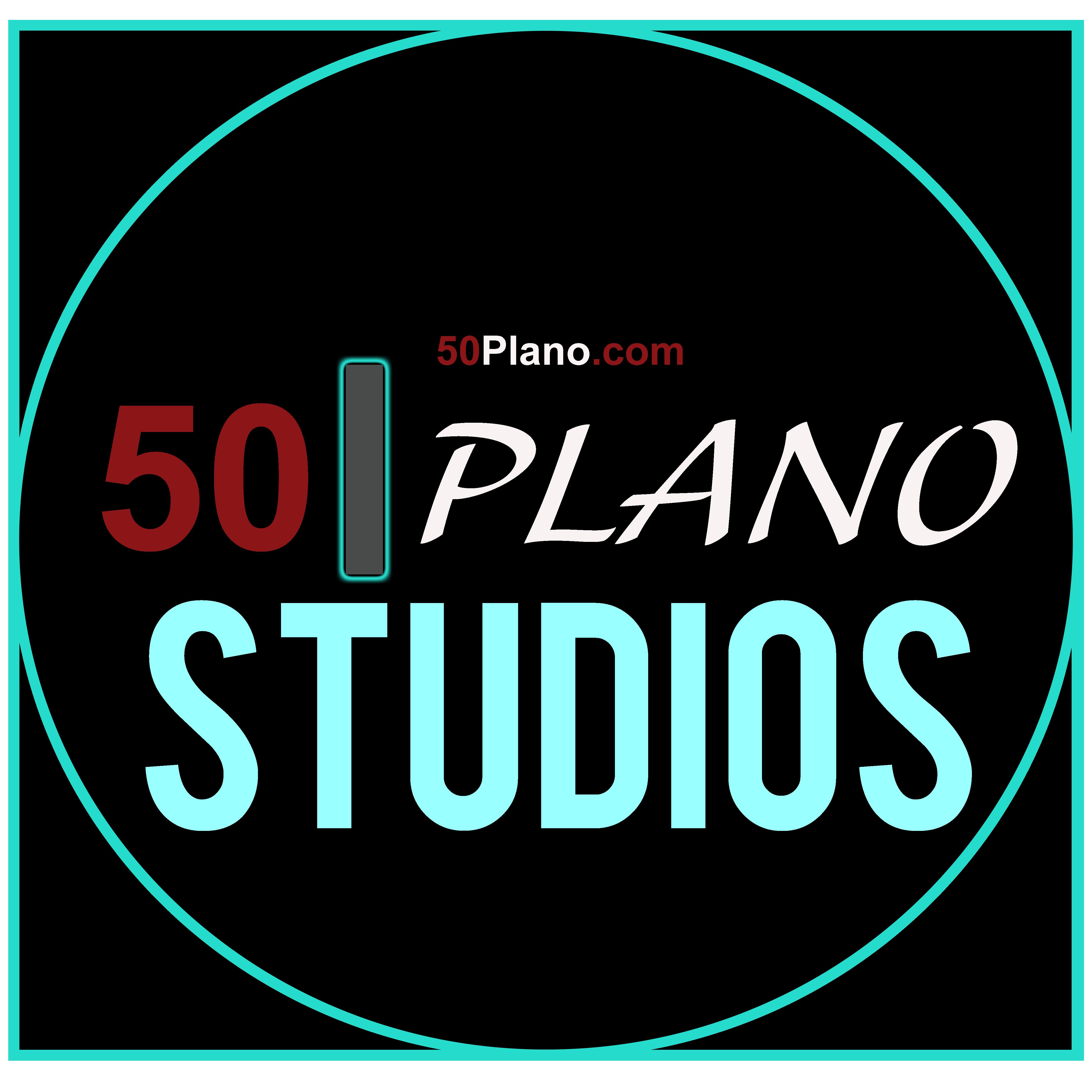 50plano studios logo png 2019