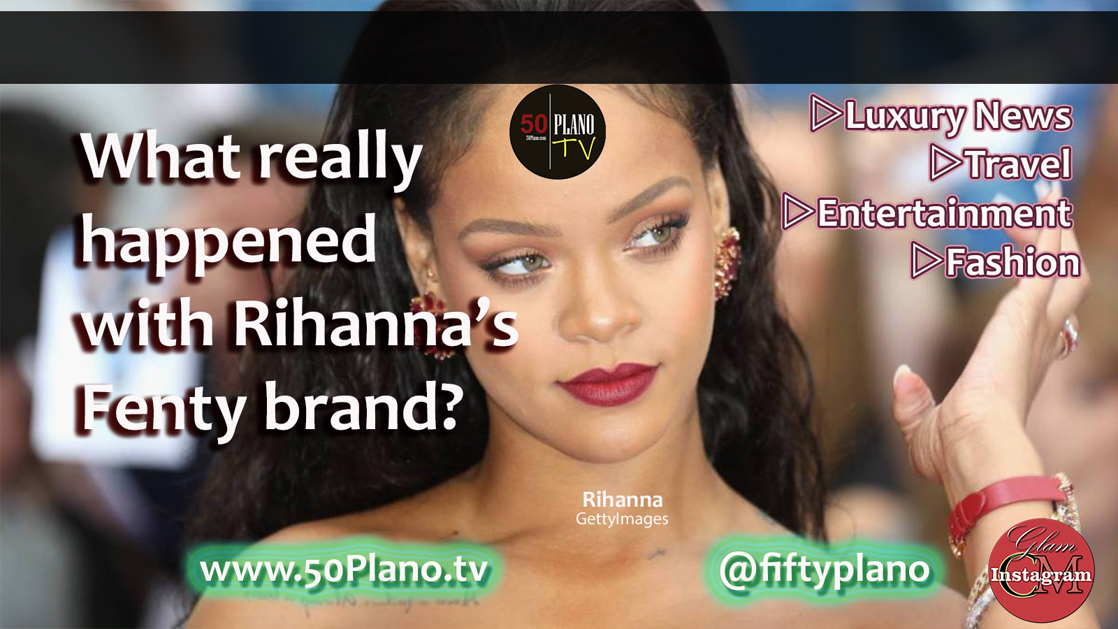 What really happened with Rihanna's Fenty brand?